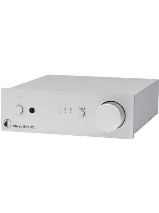 Pro-Ject Stereo Box S2, ezüst