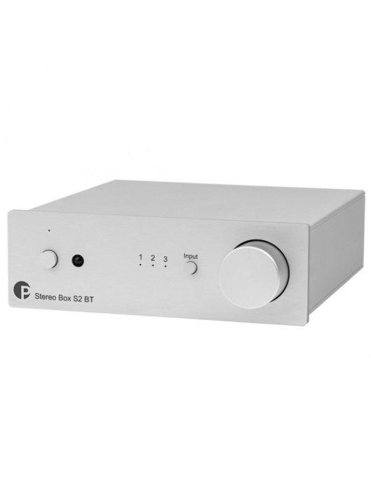 Pro-Ject Stereo Box S2 BT, ezüst