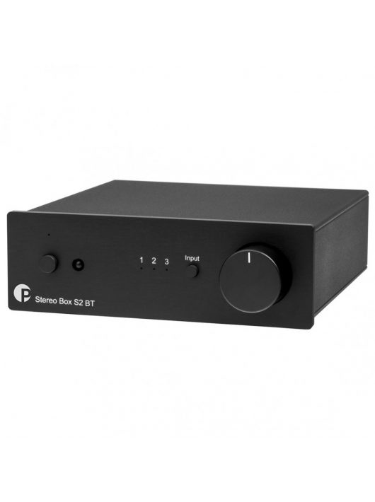 Pro-Ject Stereo Box S2 BT, fekete