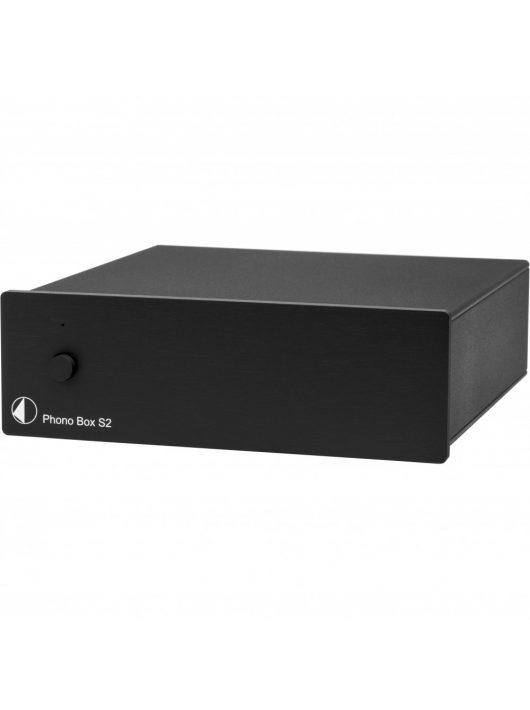 Pro-Ject Phono Box S2 /fekete/