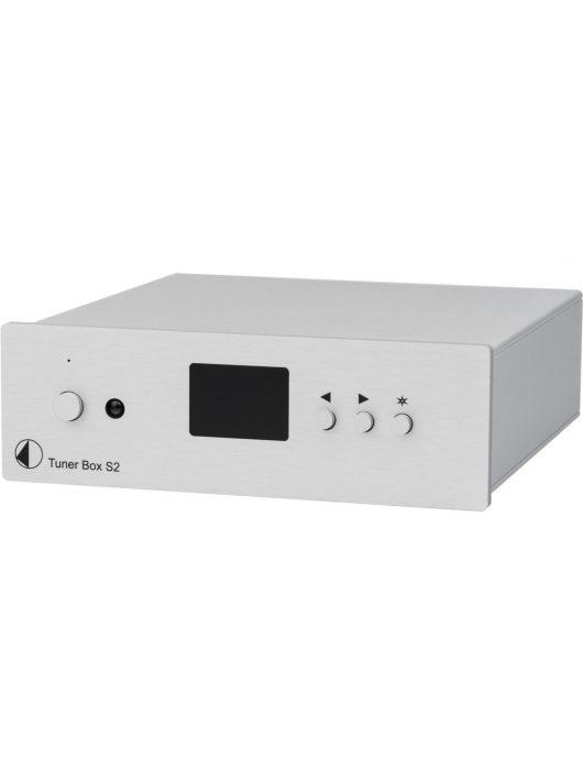Pro-Ject Tuner Box S2, ezüst