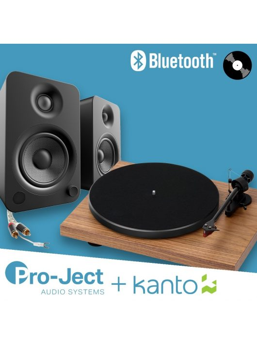 Pro-Ject Debut Carbon DC lemezjátszó /Ortofon 2M-Red/ + Kanto YU6 - dio -