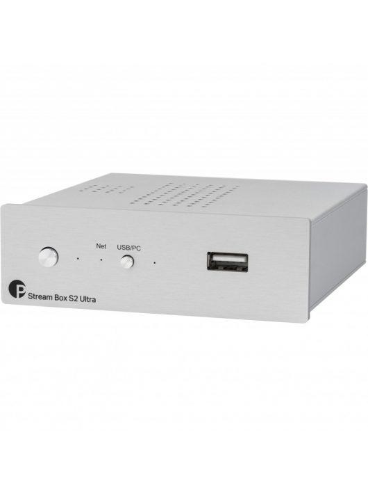 Pro-Ject Stream Box S2 Ultra, ezüst