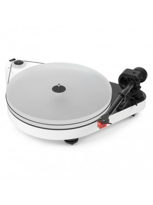 Pro-Ject RPM 5 Carbon lemezjátszó Ortofon Quintet Red hangszedővel /fehér/