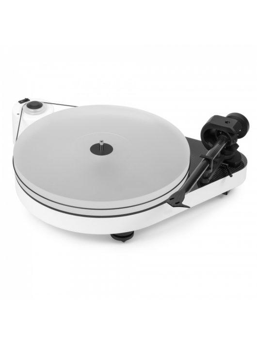 Pro-Ject RPM 5 Carbon lemezjátszó  / hangszedő nélkül / Lakk fehér