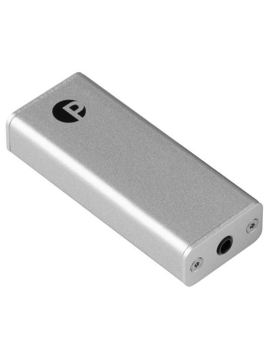 Pro-Ject DAC Box E  Mobil - D/A konverter, ezüst