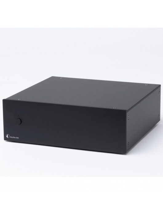 Pro-Ject Amp Box DS2 sztereó végfok, fekete