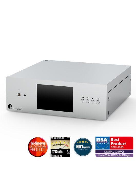 Pro-Ject CD Box RS2 T high-end CD futómű, ezüst