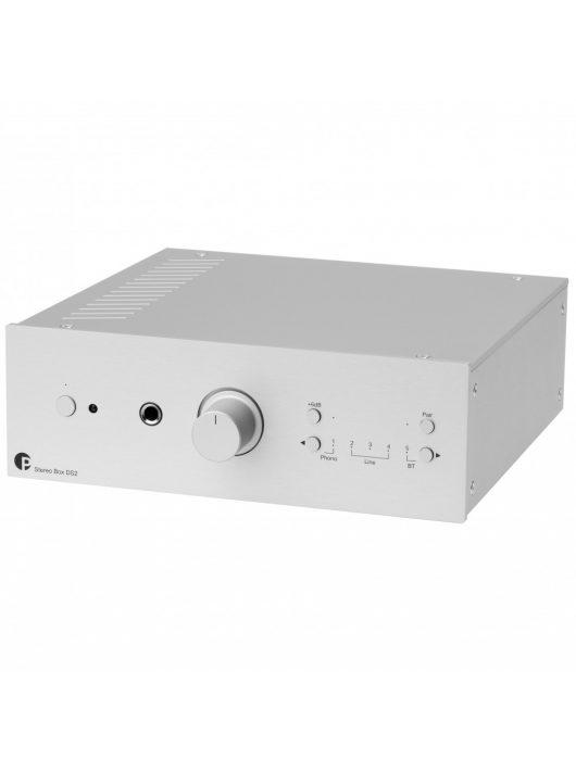 Pro-Ject Stereo Box DS2 integrált erősítő, ezüst