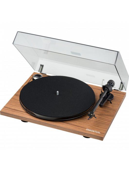 Pro-Ject Essential III Phono analóg lemezjátszó /Dió/