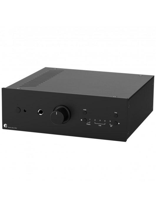 Pro-Ject Stereo Box DS2 integrált erősítő, fekete