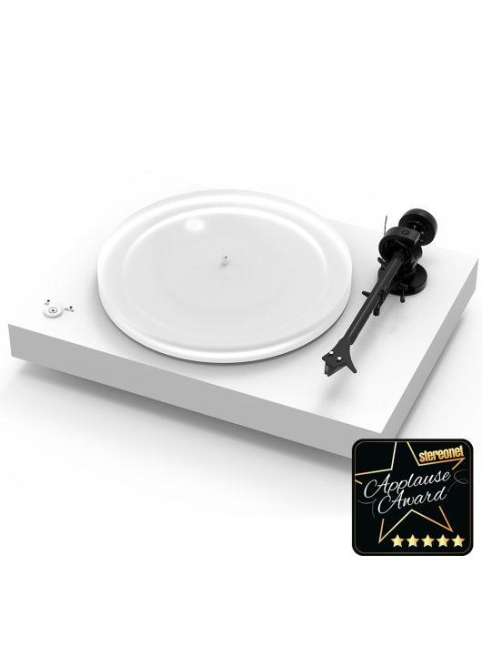 Pro-Ject X2 új generációs audiofil lemezjátszó / Pick it 2M Silver hangszedővel / Satin fehér