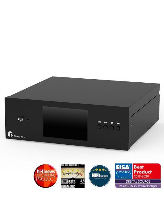 Pro-Ject CD Box RS2 T high-end CD futómű, fekete