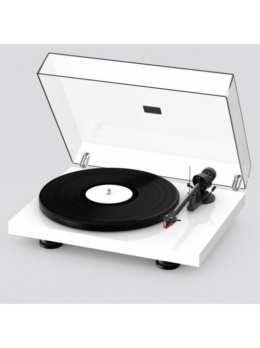 Pro-Ject Debut Carbon EVO lemezjátszó /Ortofon 2M-Red/ , lakk fehér