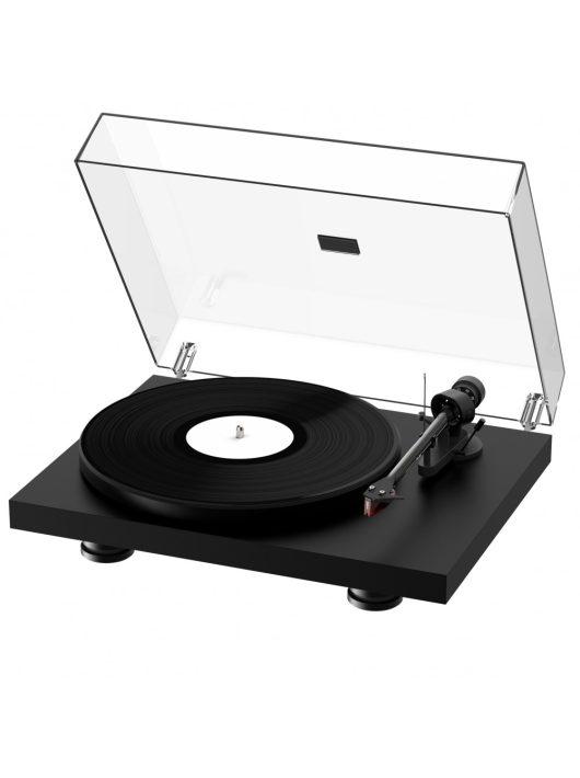 Pro-Ject Debut Carbon EVO lemezjátszó /Ortofon 2M-Red/ , szatén fekete