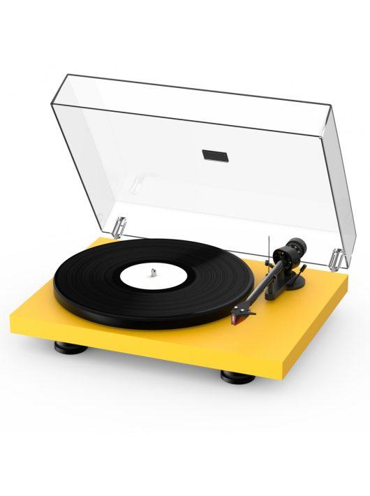 Pro-Ject Debut Carbon EVO lemezjátszó /Ortofon 2M-Red/ , szatén arany sárga