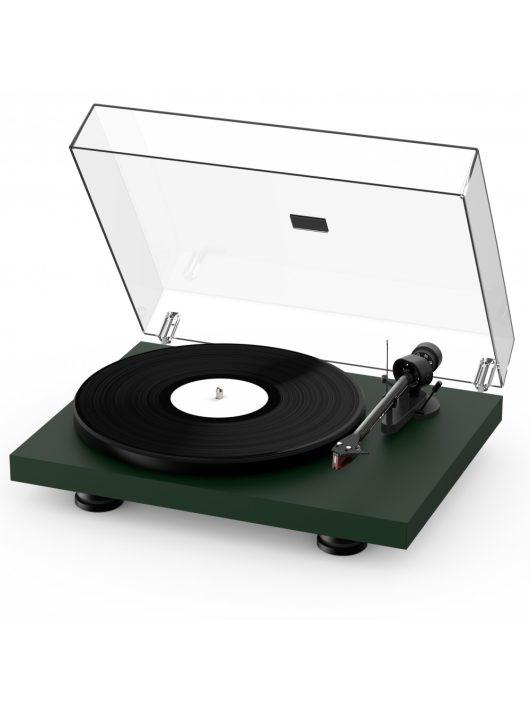 Pro-Ject Debut Carbon EVO lemezjátszó /Ortofon 2M-Red/ , fenyő zöld