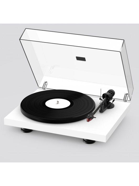 Pro-Ject Debut Carbon EVO lemezjátszó /Ortofon 2M-Red/ , szatén fehér