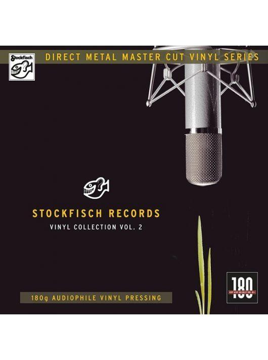 Stockfisch Records Vinyl Collection Vol. 2 LP 180g Vinyl Direct Metal Master Cut Audiophile Series EU
