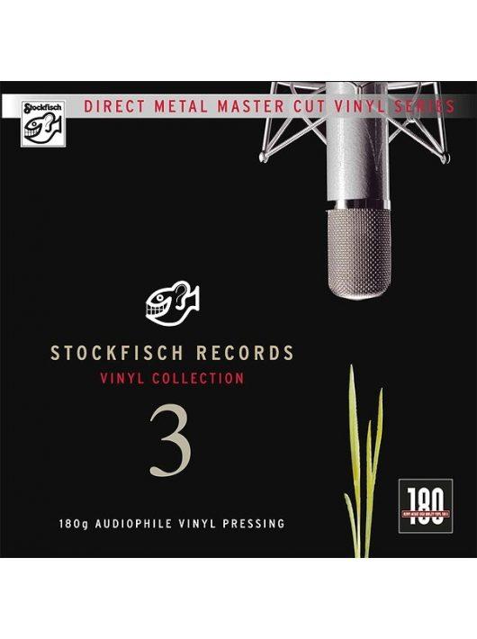 Stockfisch Records Vinyl Collection 3 LP 180 Gram Vinyl Direct Metal Master Cut Audiophile Series EU