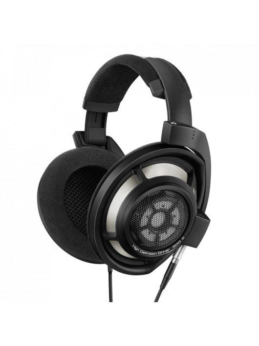 Sennheiser HD 800S fejhallgató matt fekete