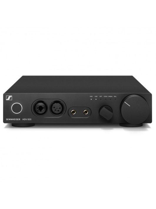 Sennheiser HDV 820 fejhallgató erősítő és DAC