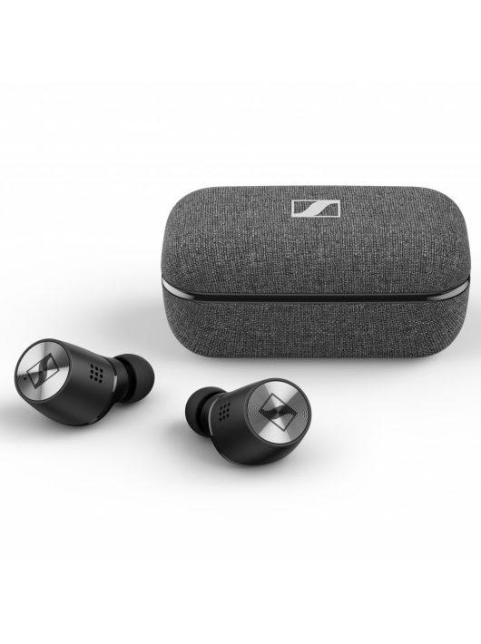 Sennheiser MOMENTUM True Wireless 2 Fekete fülhallgató