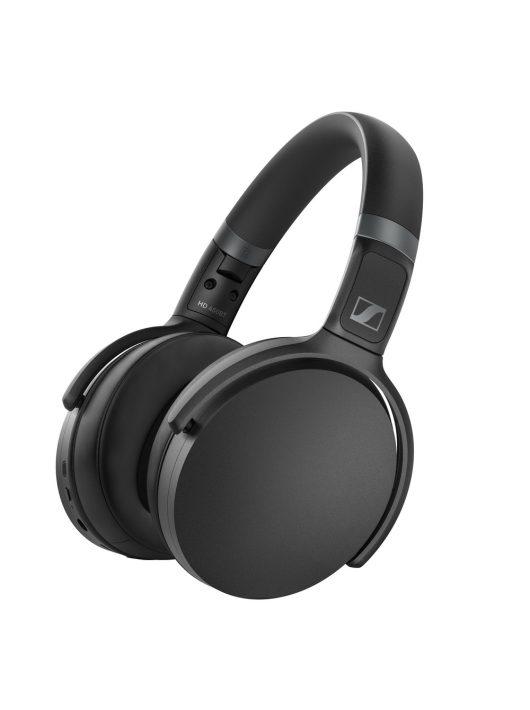 Sennheiser HD 450 BT aktív zajszűrős Bluetooth fejhallgató /fekete/