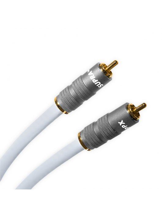 Supra Trico 75 ohm RCA digitális összekötő kábel /2 méter/