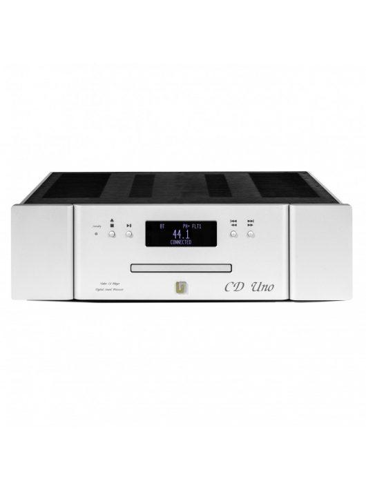 Unison Research Unico CD Uno - hibrid CD játszó/DSD DAC /Ezüst/