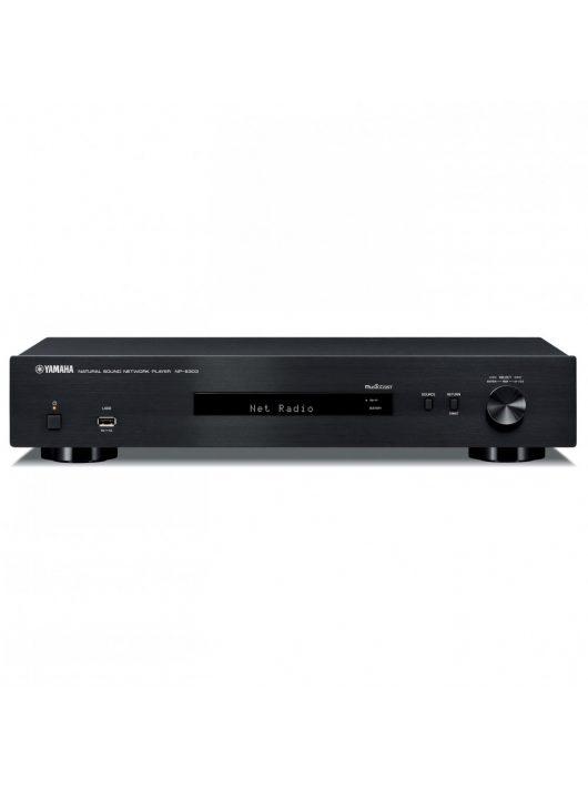 Yamaha NP-S303 hálózati audió lejátszó, fekete