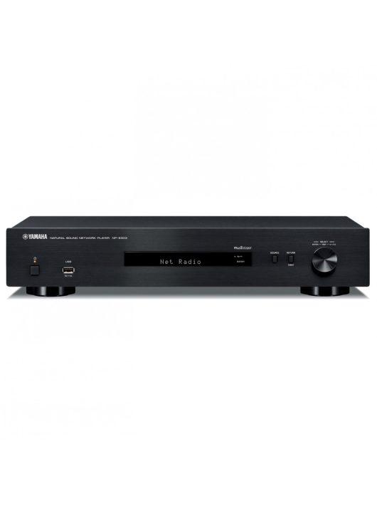 Yamaha NP-S303 hálózati audió lejátszó, fekete - bontott csomagolású