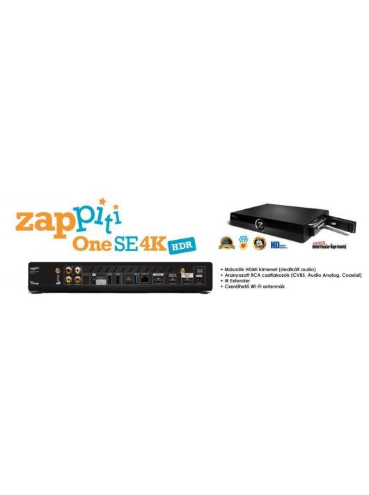 ZAPPITI ONE SE 4K HDR Multimédia lejátszó