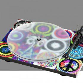 Egyedi megjelenésű lemezjátszók