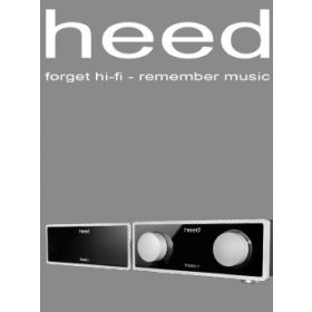 Heed Audio erősítők