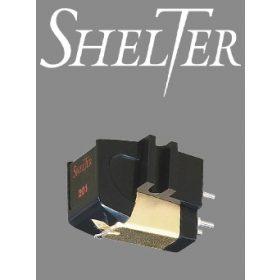 Shelter hangszedők