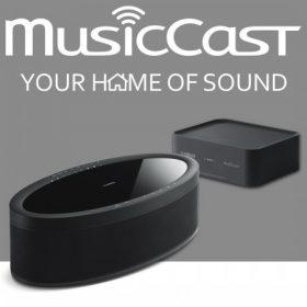 MusicCast multiroom rendszer