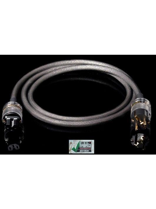 HiDiamond DIAMOND 2 Audiophile hálózati tápkábel /1.5 méter/