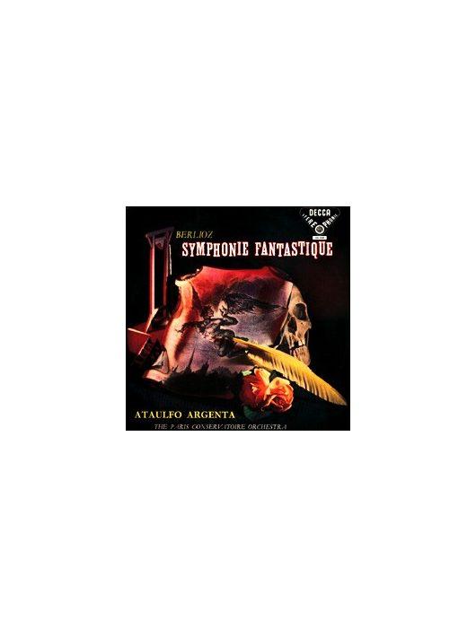 Berlioz: Symphonie fantastique Decca SXL 2009