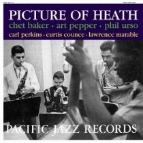 Chet Baker & Art Pepper : Picture Of Heath