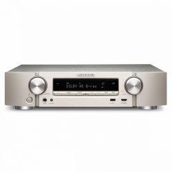 Marantz NR1510 házimozi rádióerősítő, ezüst/arany