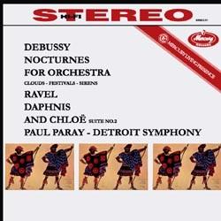 Debussy: Nocturnes / Ravel: Daphnis et Chloé: Suite No. 2