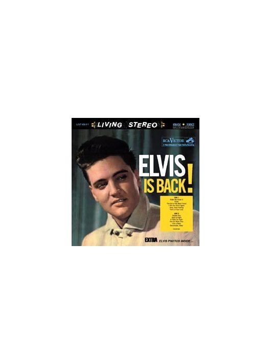 Elvis Presley: Elvis Is Back