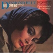 Paul Desmond with Strings : Desmond Blue