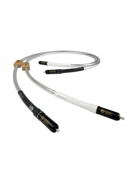 Nordost Odin Ultra Reference analóg összekötő kábel RCA/RCA csatlakozókkal /2 méter/