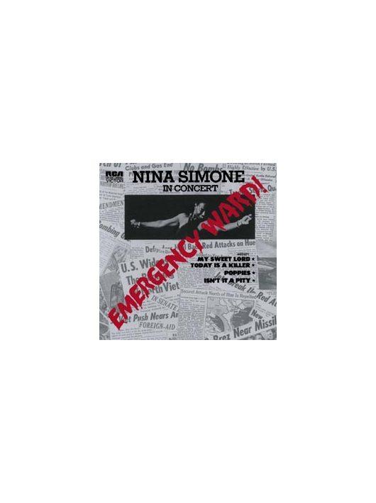Nina Simone: Emergency Ward!