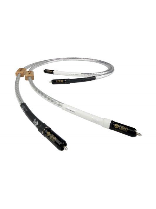 Nordost Odin Ultra Reference analóg összekötő kábel RCA/RCA csatlakozókkal /1.5 méter/