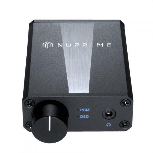 NuPrime uDSD DSD DAC/ fejhallgató erősítő