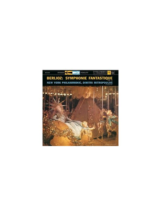 """Berlioz: """"Symphonie fantastique"""" - The New York Philharmonic Orchestra conducted by Dimitri Mitropoulos"""