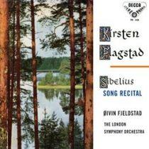 Sibelius Song Recital